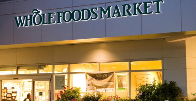Whole Foods Market invests in plant-based product line