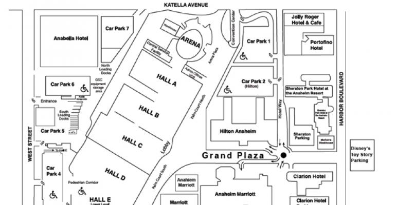 Your Expo West 2013 guide to the convention center