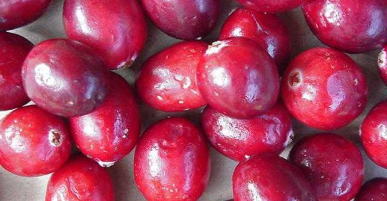 Fruit d'Or debuts unique cranberry ingredients
