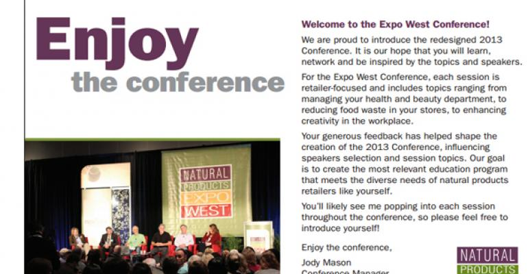 Expo West 2013: Must-attend education sessions
