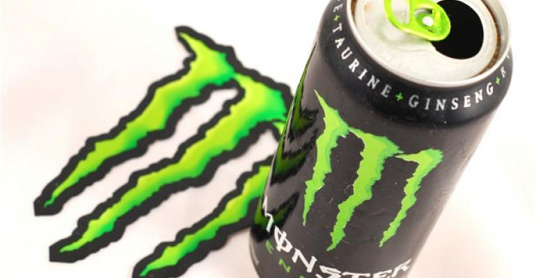 Monster Energy switches from supplement to beverage