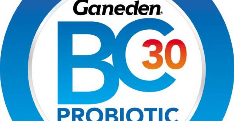 Ganeden goes wild with cherry bombs, pregnancy bars