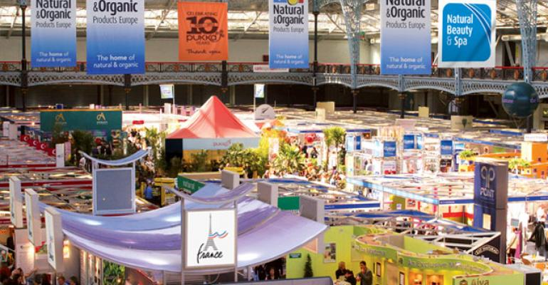 Industry to converge at Natural & Organic Products Europe 2013