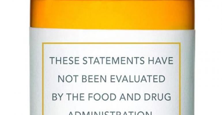 Studies on supplement health claims find flimsy compliance