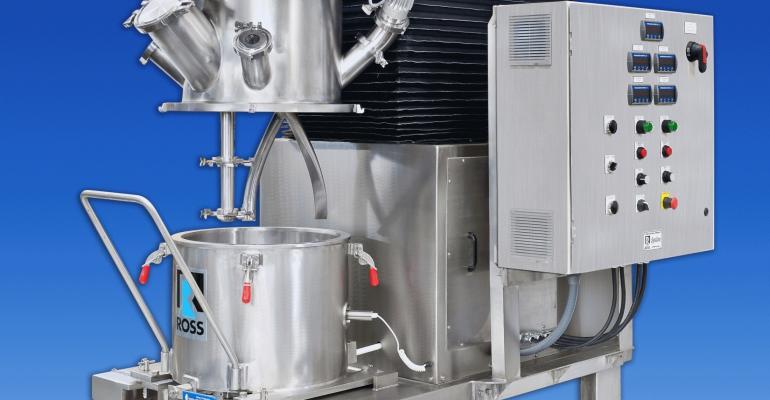Ross offers PowerMix Planetary Disperser for no-charge testing