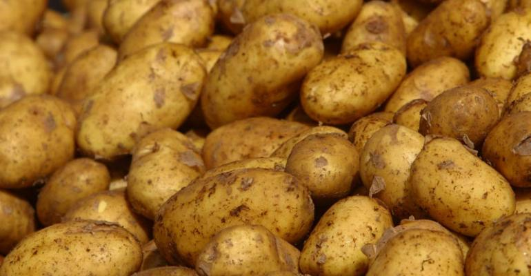 Iron enriched potatoes could help tackle anemia
