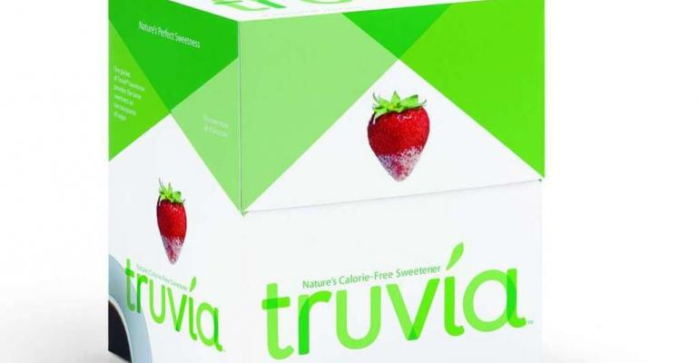 Truvia lays out sustainability goals