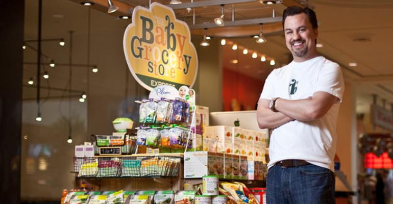 Sales take off for WholeFoods style baby grocery store