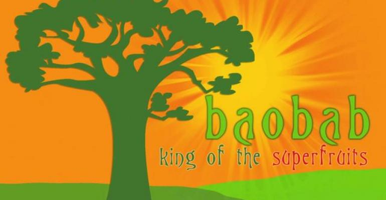 New for nutraceuticals: baobab