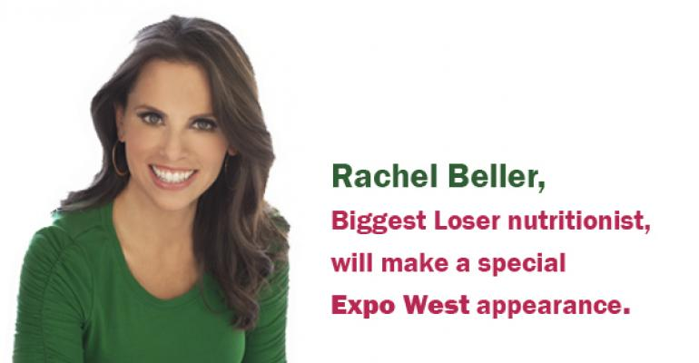 Celeb sightings  special appearances at Expo West 2013
