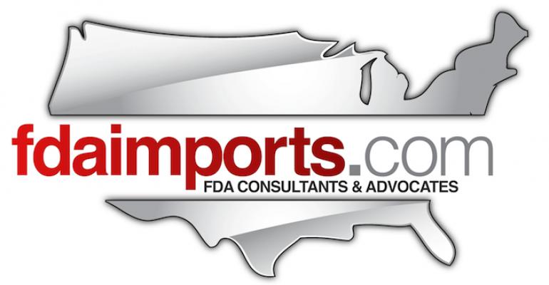 FDAImports.com adds senior regulatory advisor