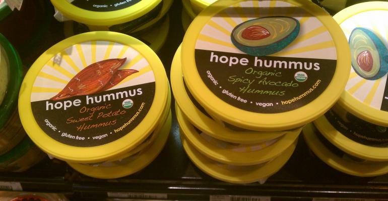 Hope Hummus banks on high-tech processing