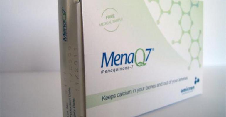 Vitamin K2's bone benefits