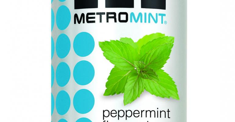 New beverage partnership puts Metromint on the map