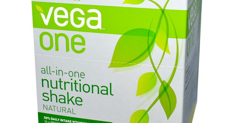 Vega rolls out new nutrition bar
