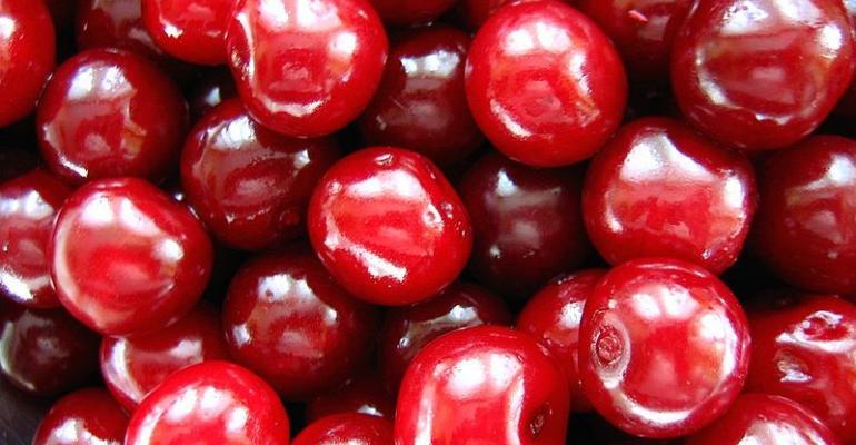 Tart cherries support skeletons
