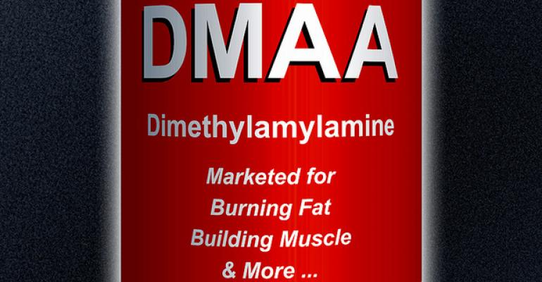 FDA: Do not consume, make or sell DMAA-containing supplements