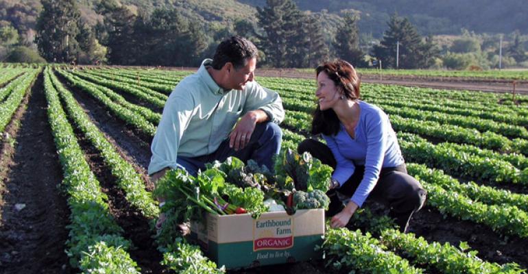 NFM Secret Shopper How is organic better for the environment