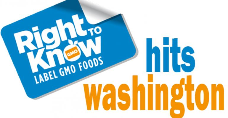 National GMO labeling bill introduced