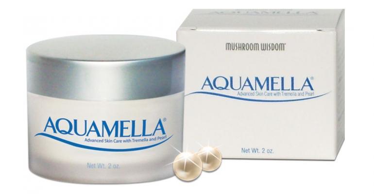 Mushroom Wisdom gives Aquamella a face-lift