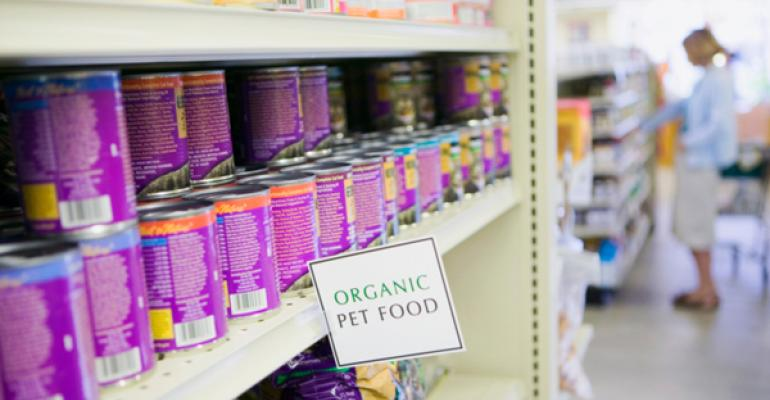 Investments on the rise in natural & organic pet food