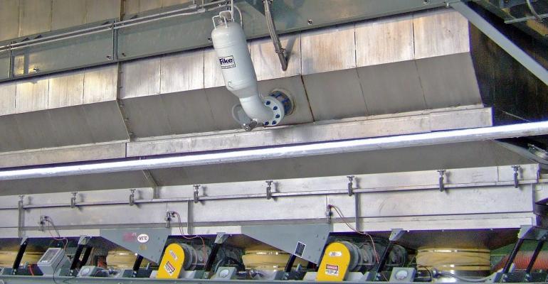 Witte equipment handles demanding high pressure levels