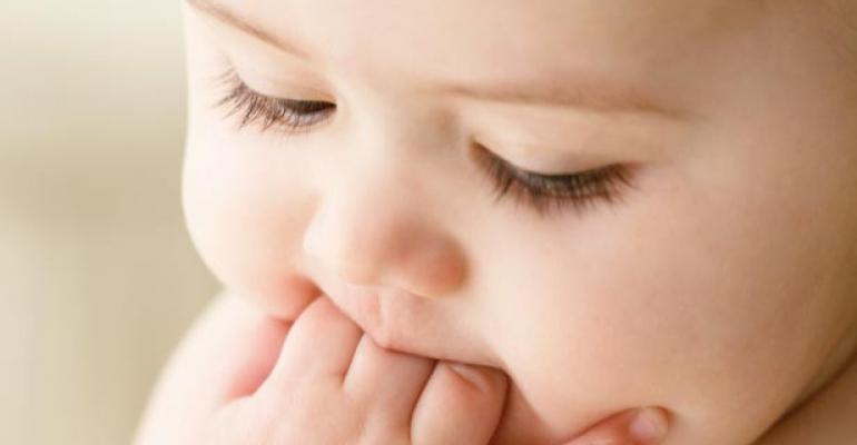 How much vitamin D do babies need?