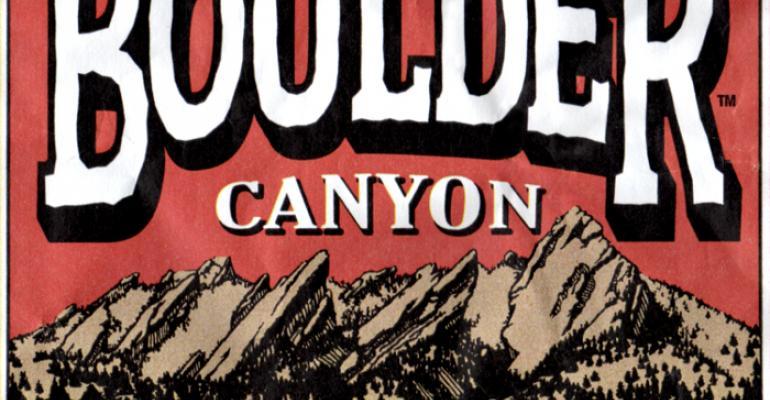 Boulder Canyon gets gluten-free cert