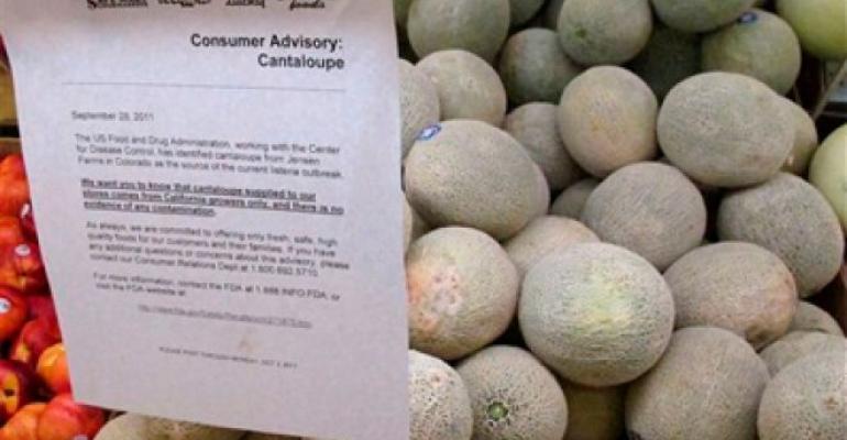Food regulations promote minimum standards, not best practices