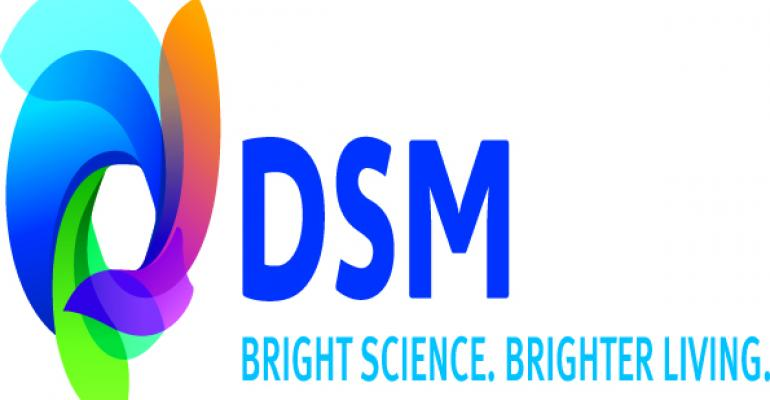 DSM combines health, indulgence at IFT 2013