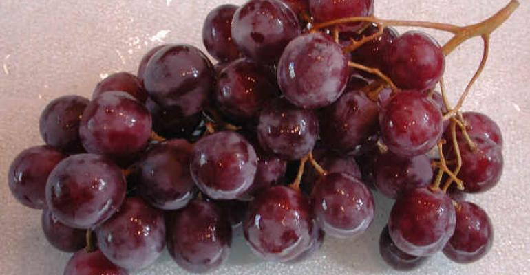 How grapes reduce heart failure
