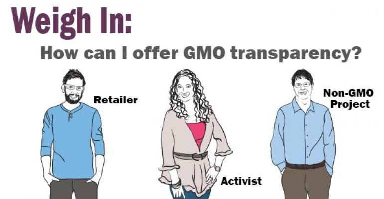 9 ways retailers can offer GMO transparency