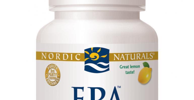 Nordic Naturals launches EPA Elite