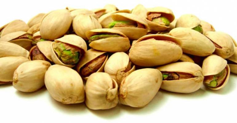 Pistachios: all the polyphenols, not all the fat