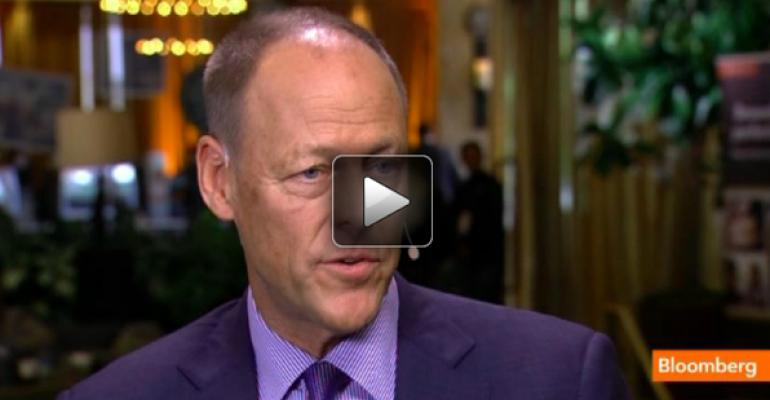 Whole Foods Market co-CEO Walter Robb talks with Bloomberg