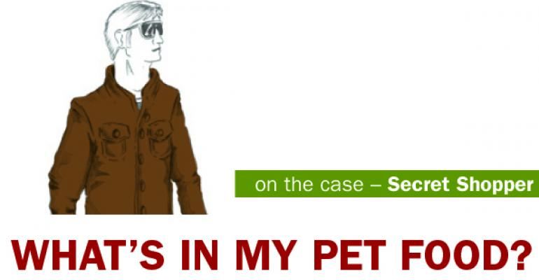 Secret Shopper: Is there horse meat in my pet food?