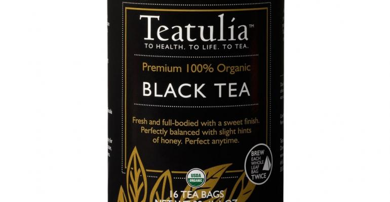 Teatulia now Rainforest Alliance Certified