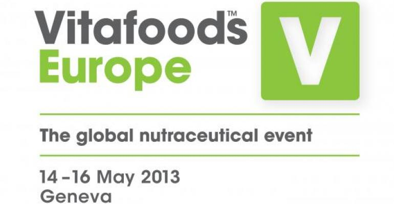 Visit Vitafoods' New Products Zone