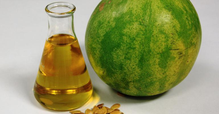 Watermelon oil for skin care?