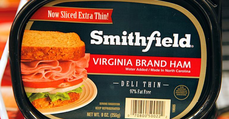 Continental Grain severs Smithfield ties