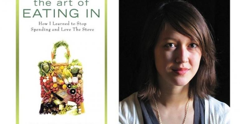 Author dishes on the art of eating in