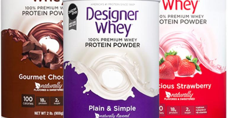 Meet Designer Whey Sustained Energy