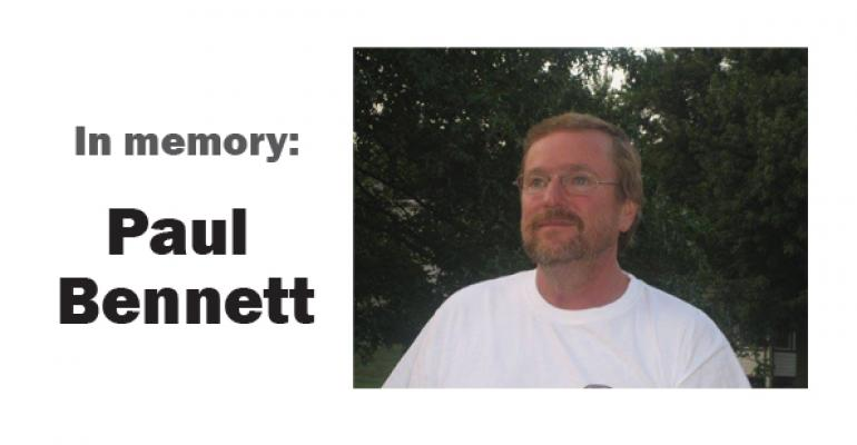 Obituary: Paul Bennett, Harvest Moon Natural Foods