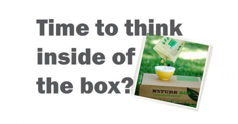 Is NatureBox a model for natural retail?
