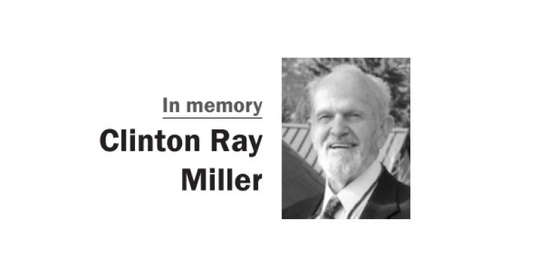 Obituary: Clinton Ray Miller