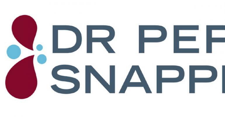 Dr Pepper Snapple sales dip