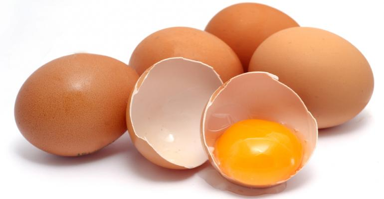 Eggs improve gluten-free bread quality