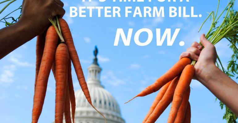 Farm Bill allocates millions for junk food cuts food stamps