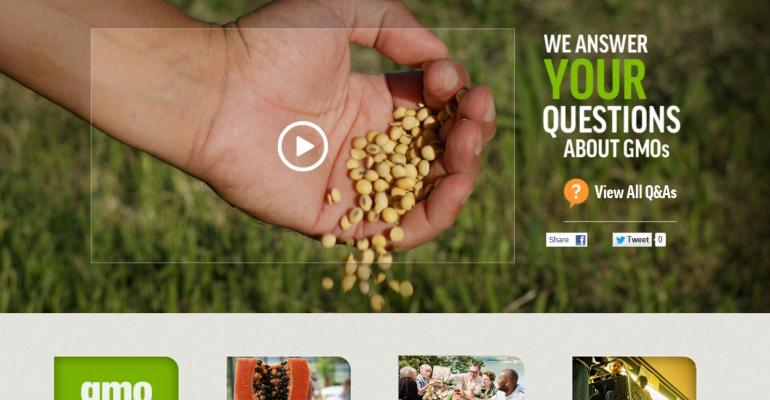 New GMO-education site funded by Monsanto, Dupont