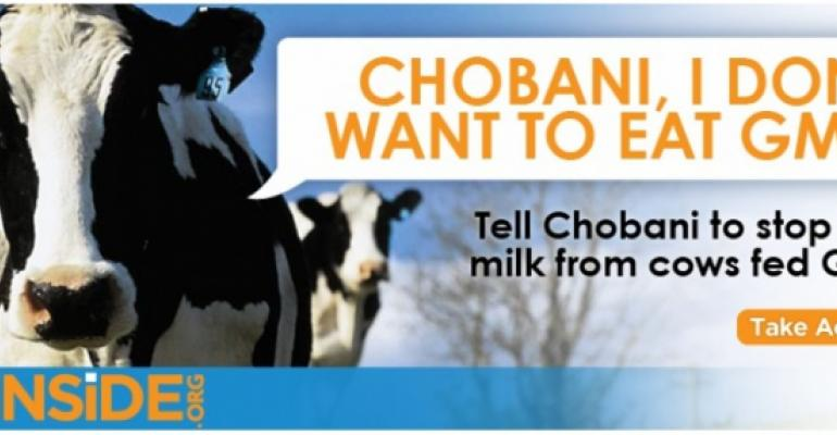 Can Chobani quench their GMO fire?